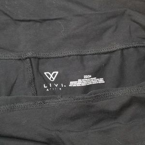 Livi Active Pants & Jumpsuits - NWOT Livi Active Lane Bryant Yoga Pants Bootcut